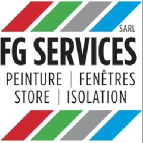 logo FG Services Sàrl | Isolation et Amélioration de l'habitat